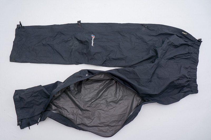 low priced 3d442 a9741 Berghaus - Paclite Pant - Hardshell Regenhose - Test