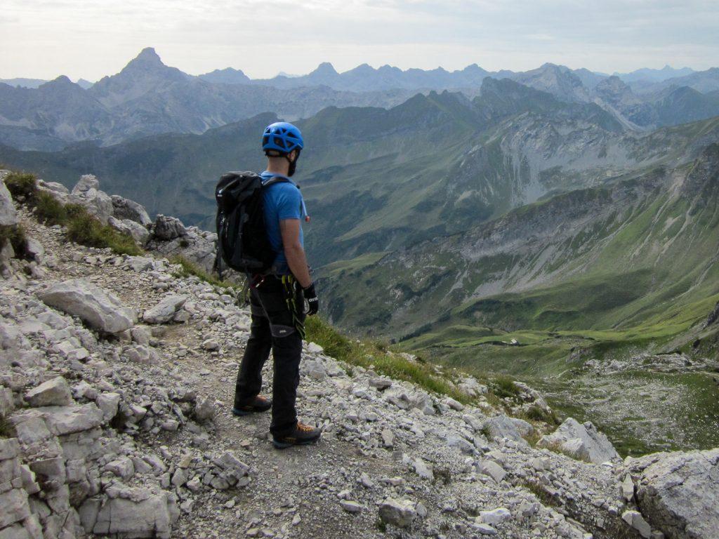 Klettersteigset Selber Bauen : Klettersteigset die ausrüstungs liste für deine bergtour